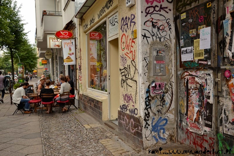 street life Friedrichshain