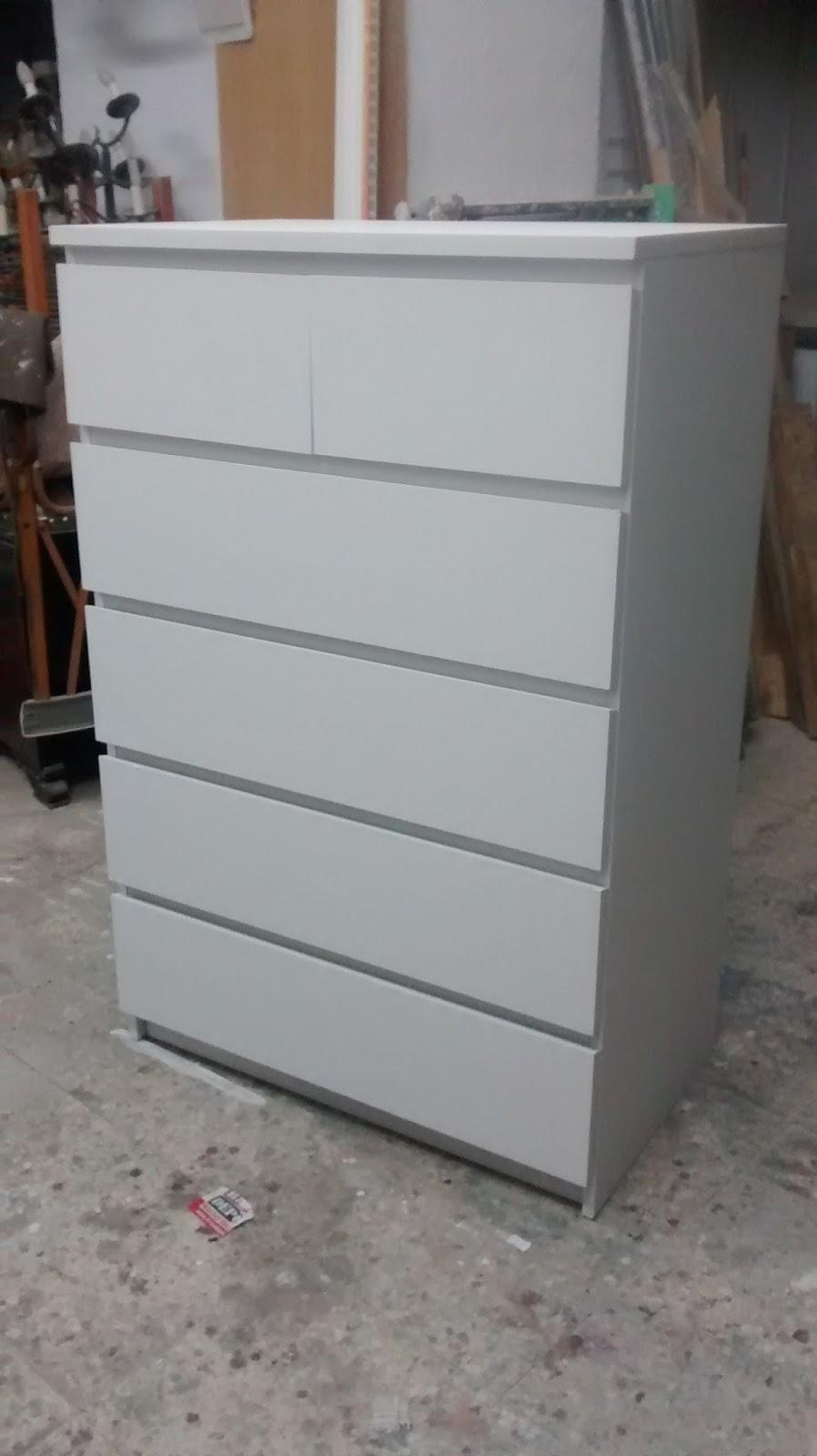 Crea vintage diy 5 pasos para convertir un mueble de for Pintar mueble ikea chalk paint