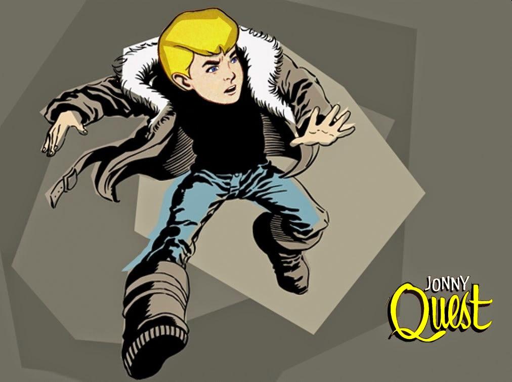 kumpulan gambar jonny quest gambar lucu terbaru cartoon