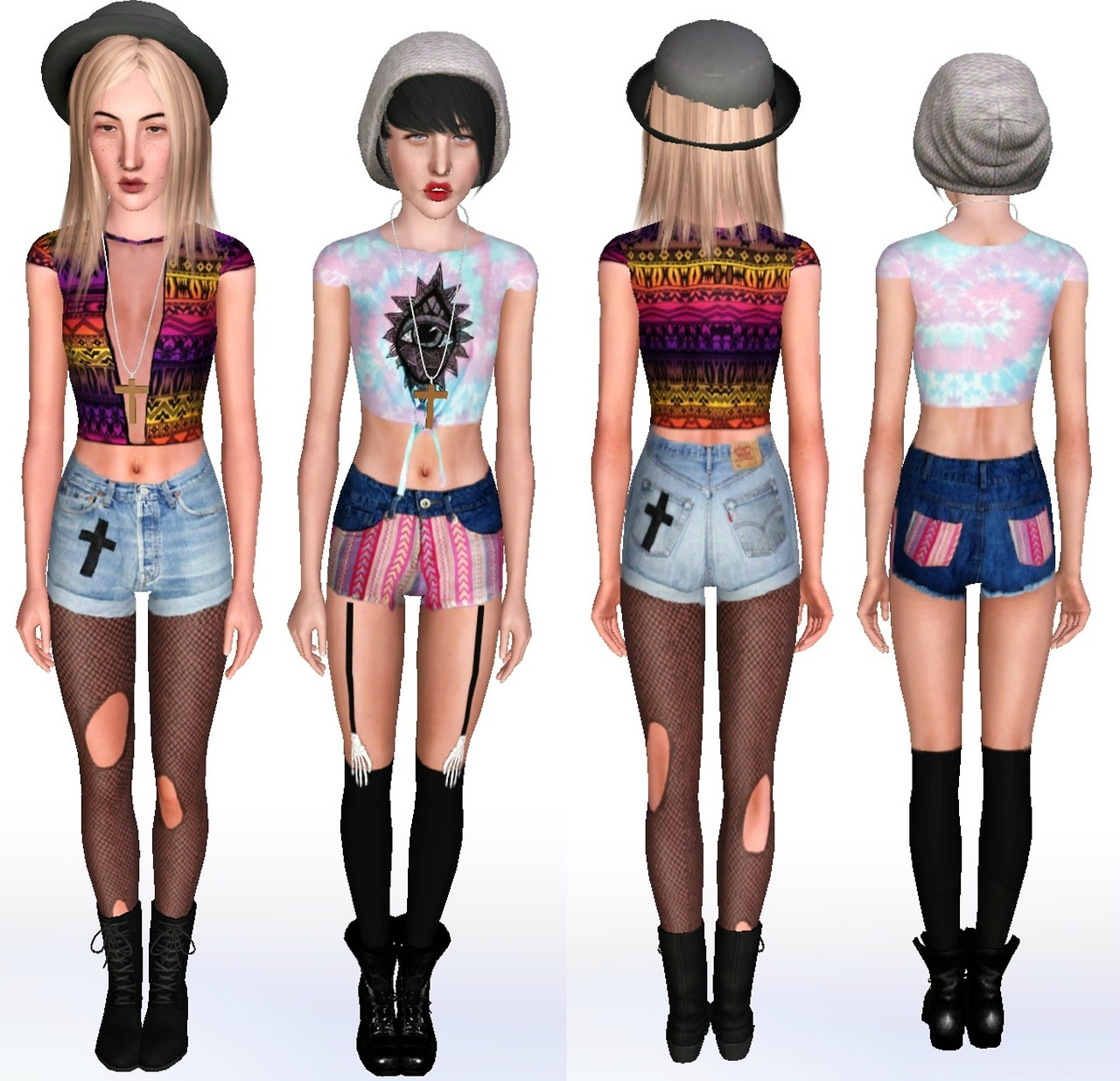 Sims 2 Clothing 42