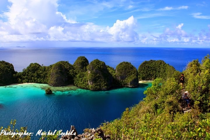 Wonderful Island Raja Ampat