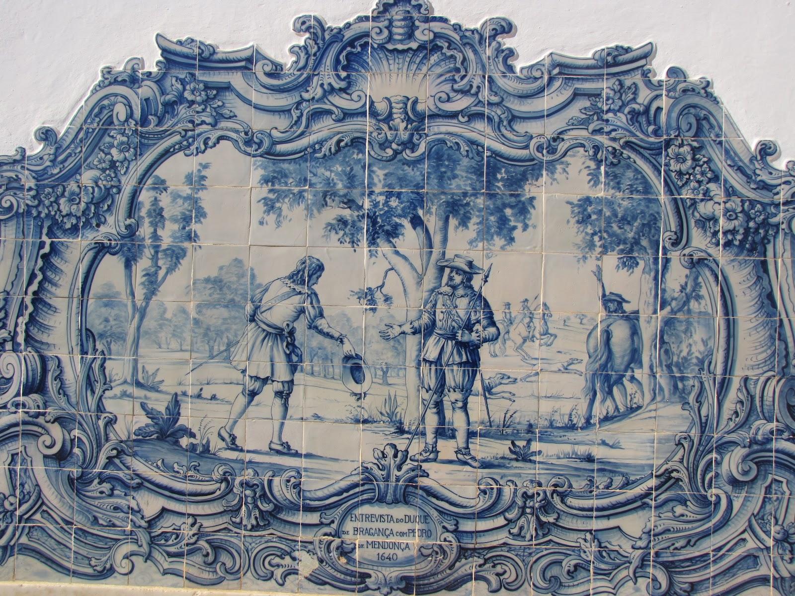 Rua do jardim 7 azulejos hist ria aos quadradinhos for Azulejos historia