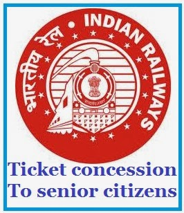 ticket concession for senior citizens