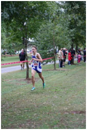 Knight Boys Second at Jesse Owens Classic Cross Country 2