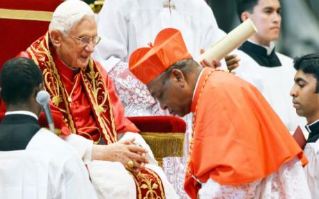 Onaiyekan, Others Set To Pick New Pope