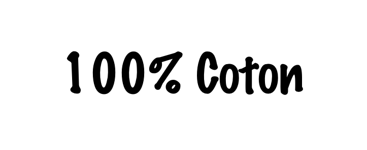 100 % Coton