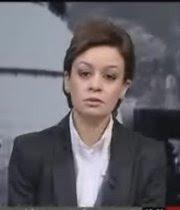 رشا قنديل - مذيعة بهيئة الإذاعة البريطانية بي بي سي