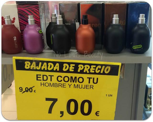 como tu perfume precio