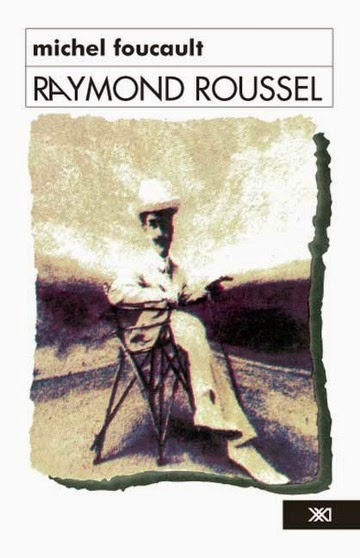 Surrealismo, escritura automática, Foucault, Roussel