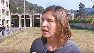 Roberta Fernandes Coutinho, orientadora pedagógica do CIEP, destacou a oportunidades que os professores estão tendo