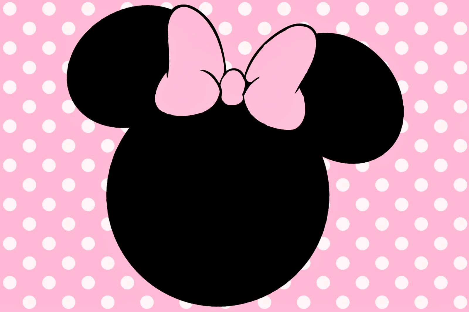 Mini Mouse Invitations as great invitations template