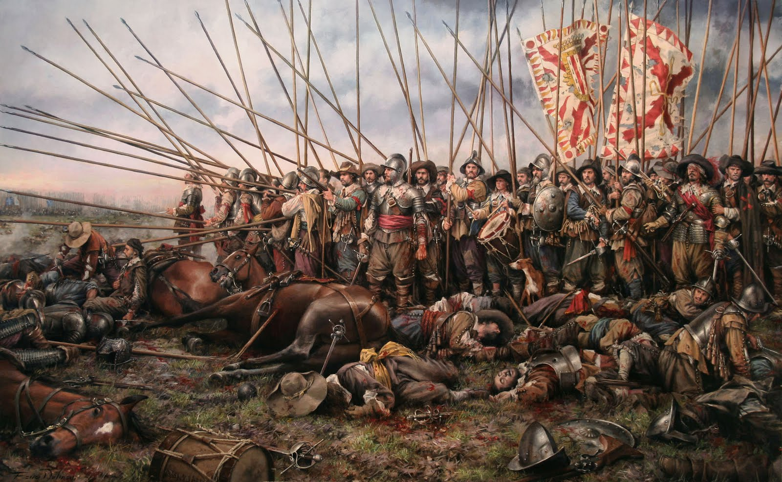 La gloriosa verdad de la Batalla de Rocroi 30bcerec