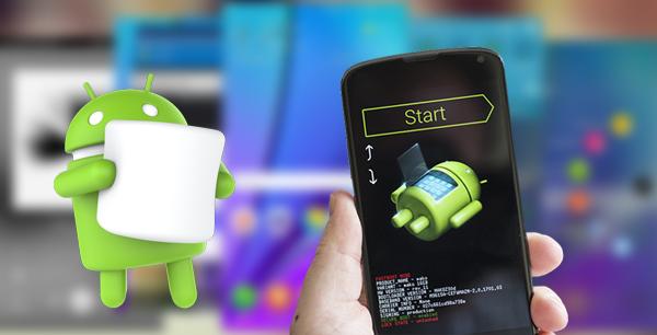 لائحة بالهواتف والأجهزة التي يمكنها التحديث للأندرويد مارشميلو (M)