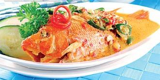 Gulai Ikan Bumbu Tauco