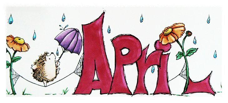 April Calendar Graphics : Cynthia graham hurd st andrews regional library