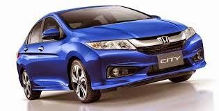 Gambar Mobil Honda City ES CVT