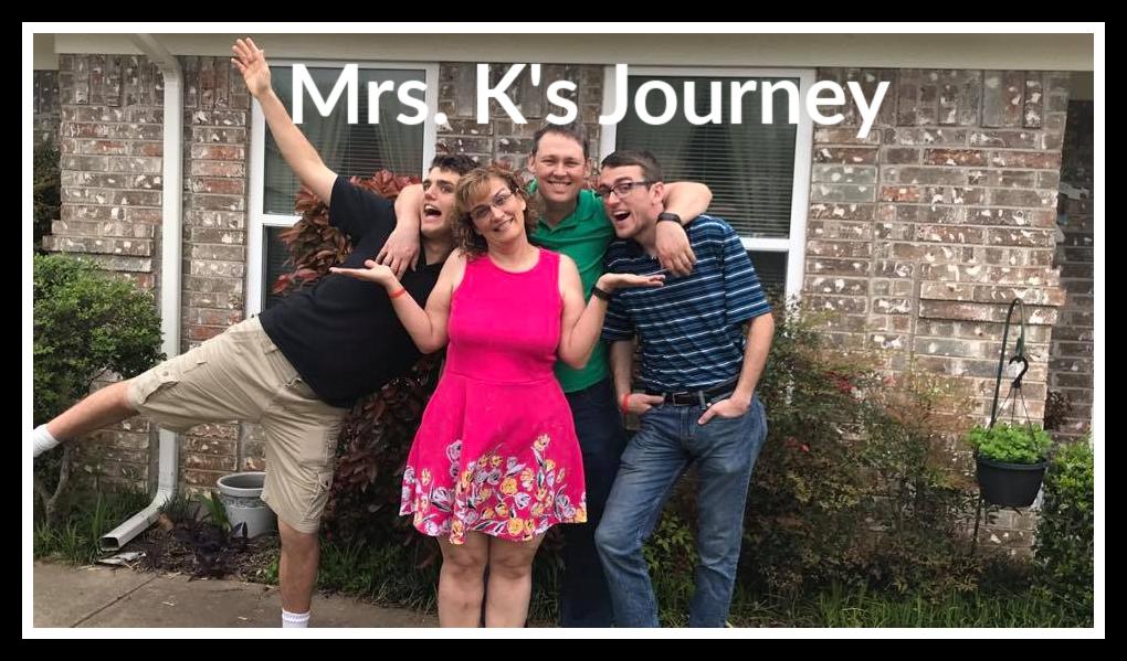 Mrs. K's Journey