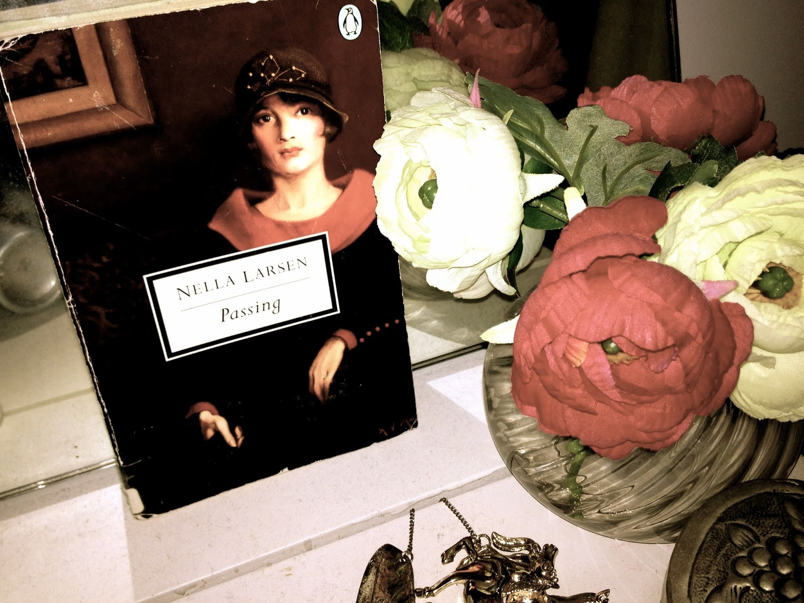 a review of nella larsens novel passing Passing: a novel by nella larsen generally regarded as nella larsen's best work, passing was first published in 1929 but has received a lot of renewed attention because of its close examination of racial & sexual ambiguities.