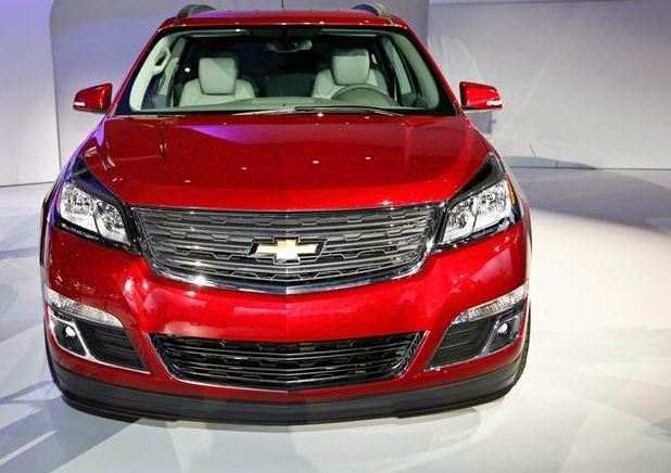 2017 chevy traverse review changes specs and price latest vehicle rumors. Black Bedroom Furniture Sets. Home Design Ideas