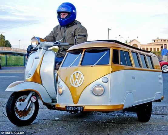 Custom VW Vans