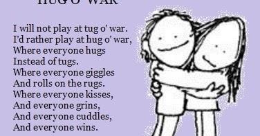Shel Silverstein Hug O War