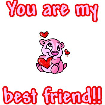 u r my best friend izah and balqish!!
