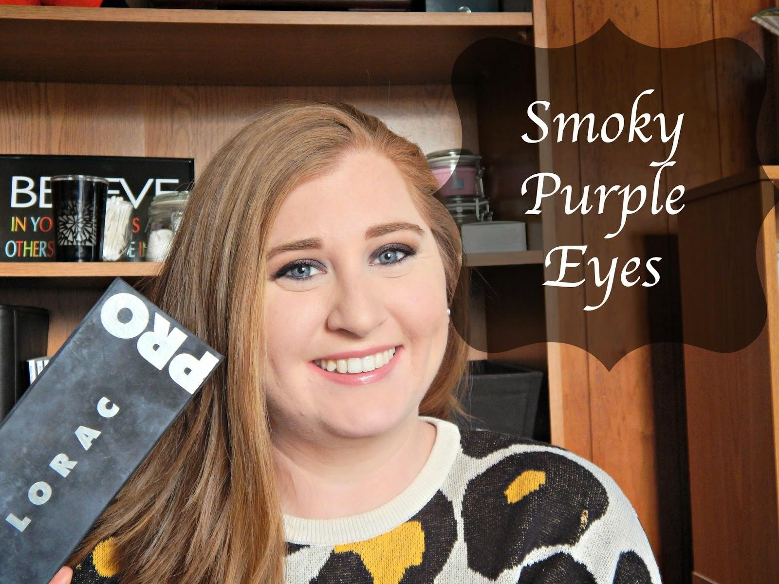 Pams life smoky purple eyes lorac pro makeup tutorial smoky purple eyes lorac pro makeup tutorial baditri Gallery