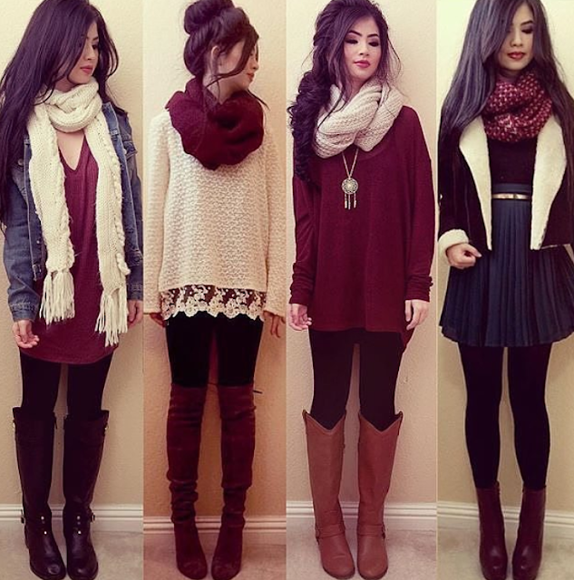 OUTFITS JUVENILES PARA THANKSGIVING DAY