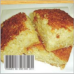bolo de mandioca