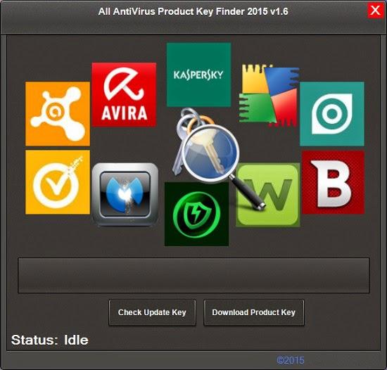 All AntiVirus Product Key finder portable