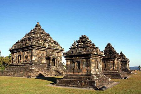Candi Ijo Yogyakarta 2