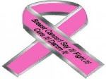 "I Support Breast Cancer Awareness In Memory of My Sister ""Honey"" Always Think Pink!"