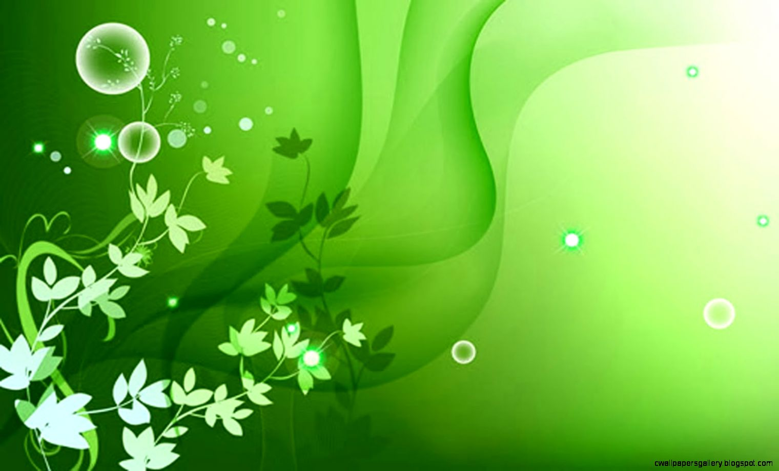 Green Flowers Wallpapers HD Pictures  One HD Wallpaper Pictures