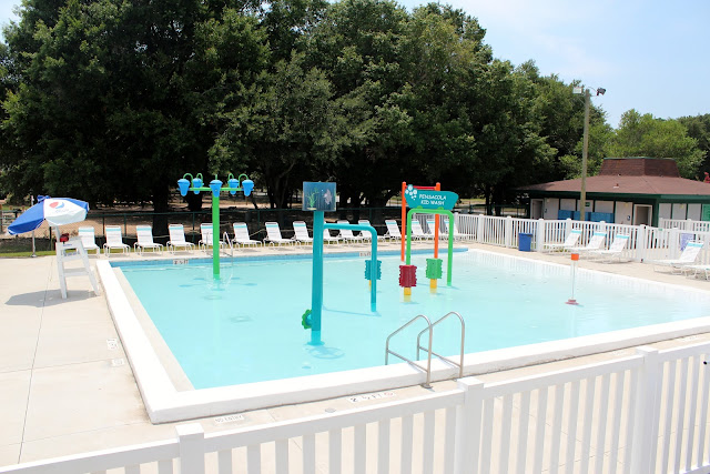 swimming pool for small children