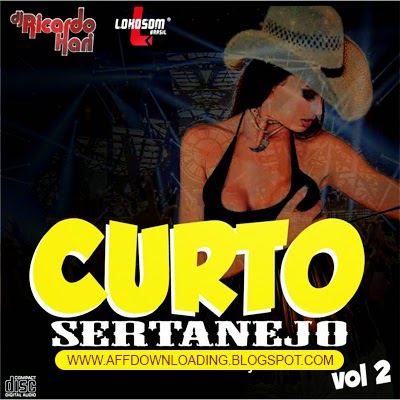 Curto Sertanejo – Vol. 02 – (2014)