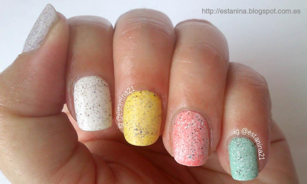 Tutorial de uñas de huevitos de pascua tipo Cadbury - Mi Stand de ...