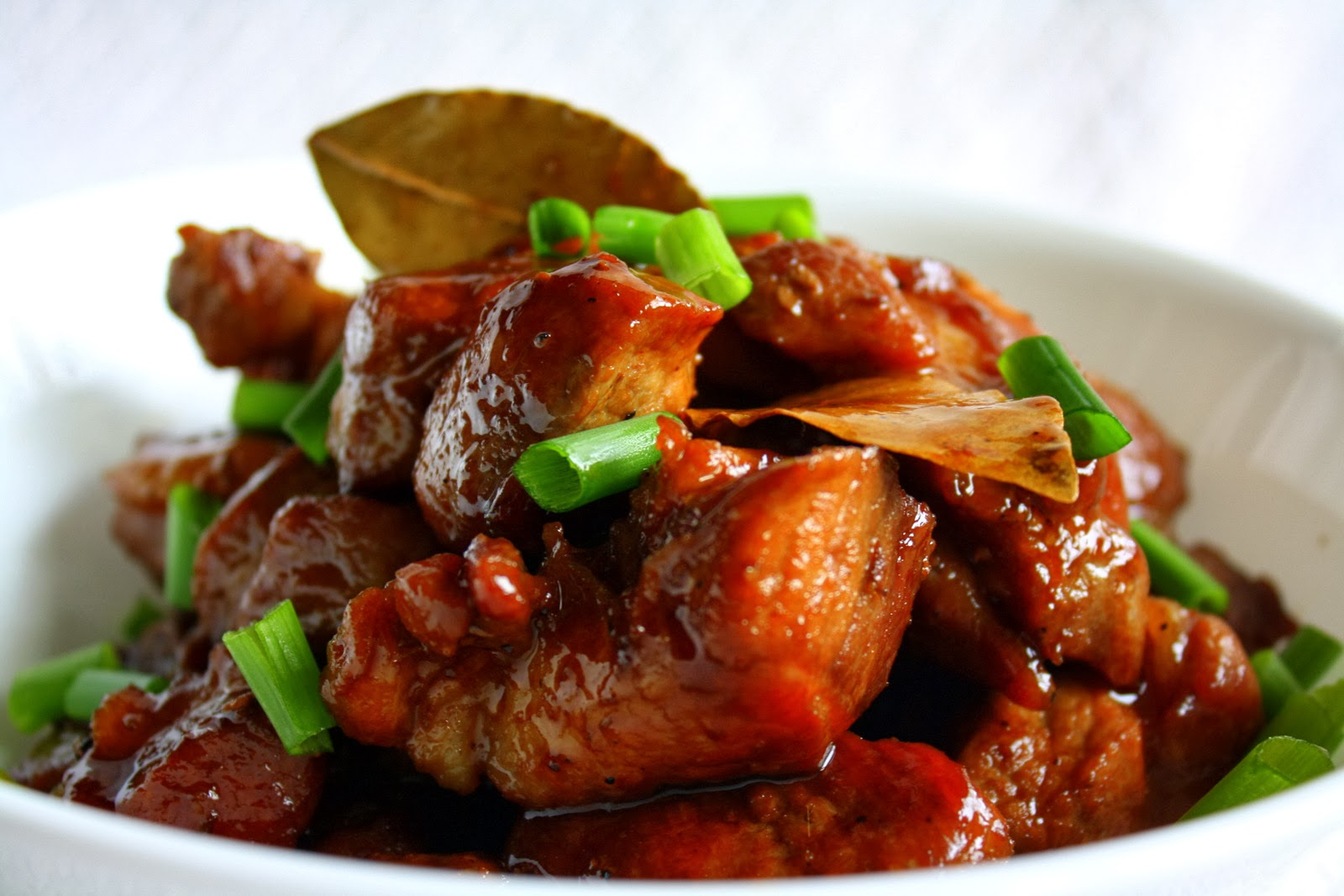 Our Awesome Kitchen!: Ultimate Pork Adobo