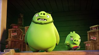 Green Pigs