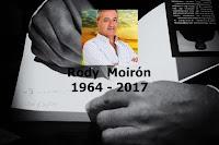 RODY MOIRON PERIODISTA Y ESCRITOR
