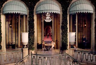 The Great Gatsby - set design