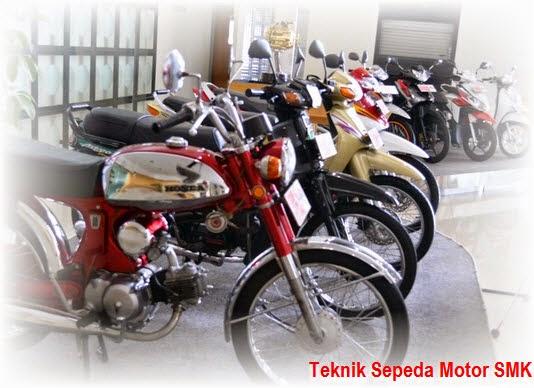 Soal Teknik Sepeda Motor 2014