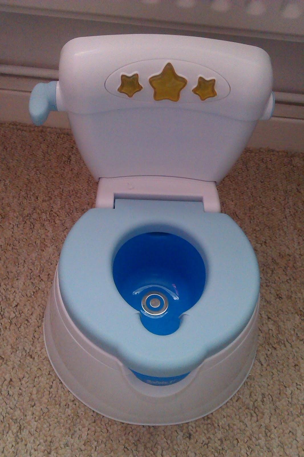 reward potty