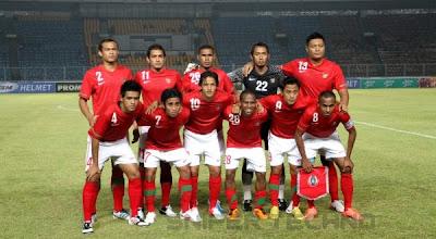 Penyebab Gagalnya Timnas di Piala AFF 2012