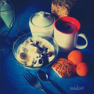 Esmorzar saludable