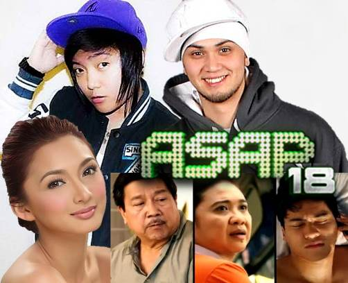 Charice and Billy Crawford Clash in ASAP 18 (July 15) Plus Iya Villania's B-day Bash