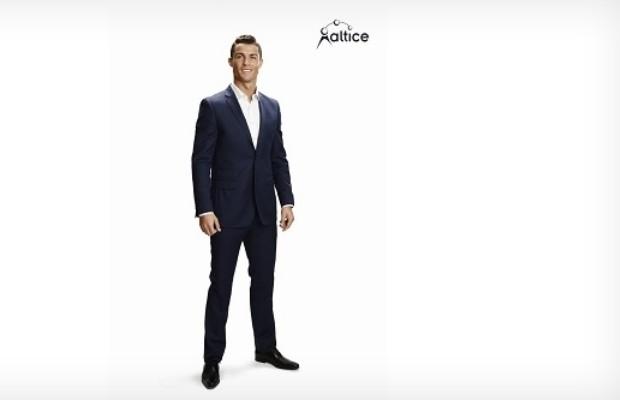 Cristiano Ronaldo, nuevo embajador de Altice