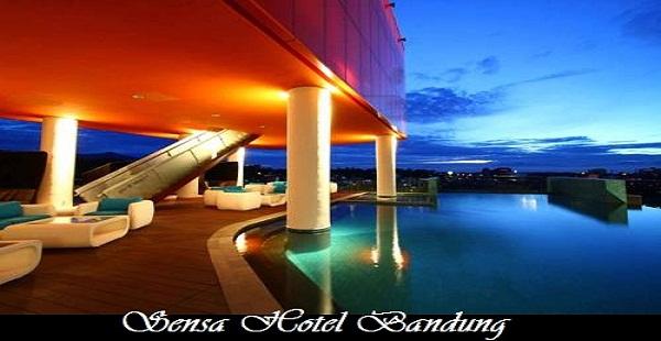 Sensa Hotel Bandung Hotel Cantik Di Kawasan Cihampelas
