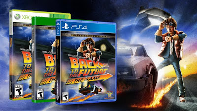 back to the future game 30th