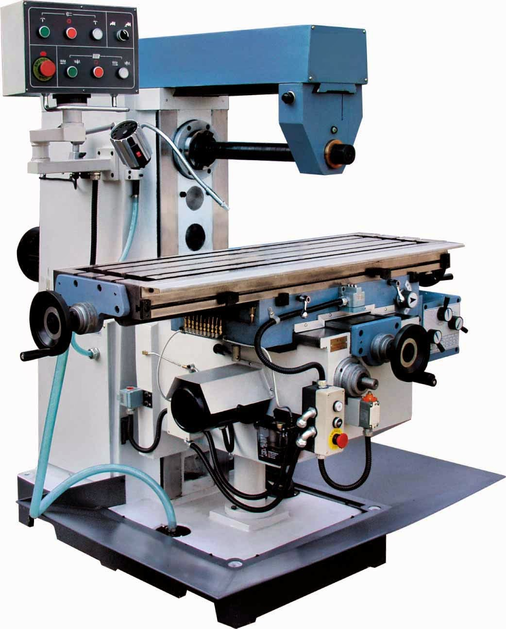 Real-Horizontal milling machine
