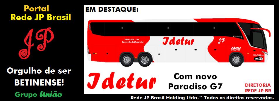 Viaje Bem,Viaje Rede JP! (Grupo União)